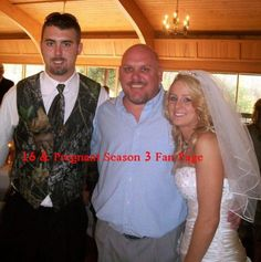 wish they woulda stayed married. Corey Simms and Leah Messer Simms from Teen Mom 2