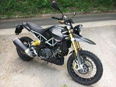 Yamaha TTR 600 SM | Motorcycle | Supermotard | Pinterest