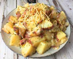 Instant Pot Parmesan Ranch Potatoes - RecipeTeacher