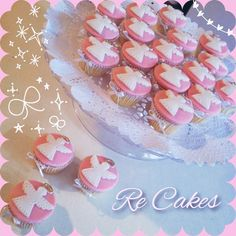 Minicupcakes anjinhos