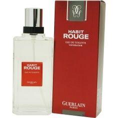 HABIT ROUGE by Guerlain (MEN)