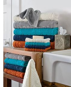 Pendleton Bath Towels
