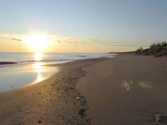 la spiaggia di d'ayala in inverno d'ayala beach in winter time