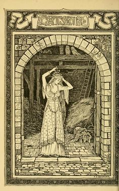Sabine Baring-Gould. Old English Fairy Tales (1895). Illustrations by F.D. Bedford.