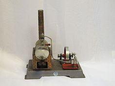 Wilesco Dampfmaschine  €95