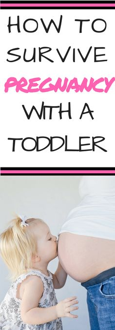 Surviving pregnancy with a toddler is no easy task.  Try these simple ideas to make parenting a bit easier while you are preparing for your second baby.  Easy toddler activities to keep your little one busy while you get some rest.  A complete guide to make pregnancy easier the second time around.