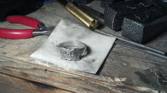 I made a replica of an Aerosmith ring that is no longer made anymore. It was made out of sterling silver.