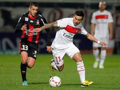 """PSG vs Nice Live Streaming Ligue 1 Online Free   PSG vs Nice Live Streaming Ligue 1 Online Free on April 2-2016  Serge Aurier who made his return to the professional group Thursday was not called by Laurent Blanc to face Nice on Saturday (1700) on the occasion of the 32nd day of Ligue 1. """"If I think deserves to play he will play """" said the PSG coach about the Ivorian Friday afternoon press conference. Touched a shin with the Argentine selection during the international break Angel Di Maria…"""