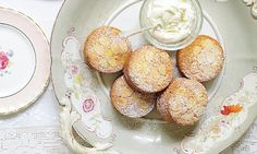Mary Berry Absolute Favourites Part II: Mini apple and almond cakes