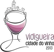 Logo Vidigueira Cidade do Vinho 2013
