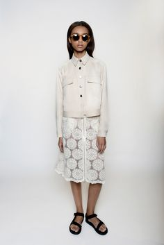 Spring 2015 Ready-to-Wear - Charlotte Ronson