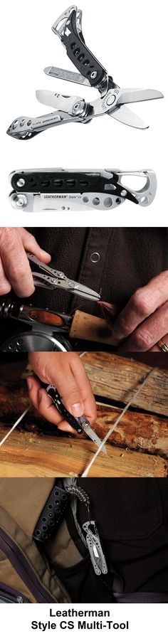 Leatherman – Style CS Multi-Tool