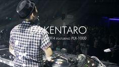 Pioneer DJ PLX-1000 feat. DJ Kentaro EU Tour 2014