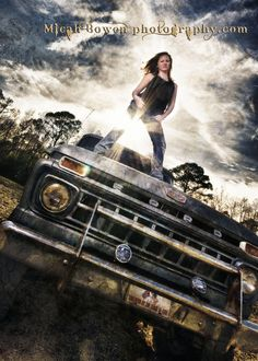 Image result for senior pictures with truck