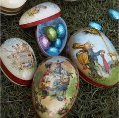 SPACE FOR INSPIRATION: Easter eggs