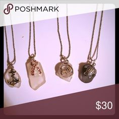 Hawaiian Sea Glass Necklace FLASH SALE!! Sea glass I found while on vacation in Hawaii :) Creation Central Jewelry Necklaces