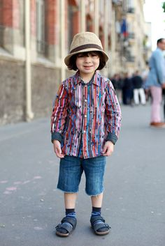Slideshow: Street Style From the Paris Menswear Shows -- The Cut