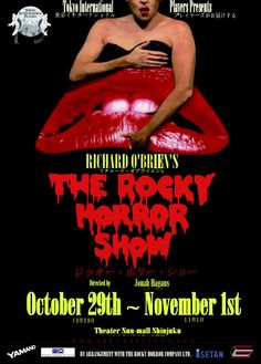 Tokyo International Players to perform 'The Rocky Horror Show' ‹ Japan Today: Japan News and Discussion