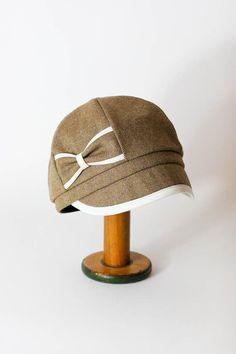 af4835c8169 Womens Hat Womens Tweed Hat Newsboy Cap Mamie by piperandpaisley