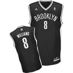 Nets  8 Deron Williams Black Road Revolution 30 Stitched NBA Jersey  Throwback Nba Jerseys effdb9d2c