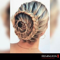 ¡Atrévete a lucir diferente y roba todas las miradas con esta variación en una trenza francesa! #hair #hairstyle #cool #braid #bun #fashion