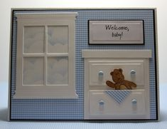 Welcome Baby! by grannytranny - Cards and Paper Crafts at Splitcoaststampers