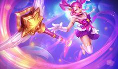 League of Legends, Star Guardian Lux - Jean Go