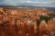 Bryce Canyon National Park, USA is not popular like Yellowstone or Everglades, but it's rugged landscape is truly amazing and breathtaking. Fancy an adventure? Get in touch