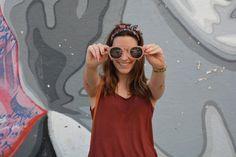 Sarixrocks hairband & sunglasses