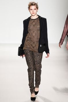 Nanette Lepore | Fall 2014 Ready-to-Wear Collection | Style.com #NYFW #NYFW2014