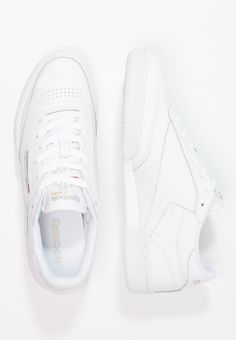 finest selection dfc92 7d68b Reebok Classic CLUB C 85 - Tenisówki i Trampki - white light grey - Zalando.  More information. More information. Nike Sportswear AIR MAX 90 ULTRA ...