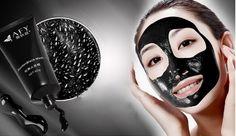 Encontre mais Mascaras & tratamentos Informações sobre limpeza profunda purificaÇÃo peel off lama negra facail máscara máscara facial remover cravo 60ml, frete grátis, de alta qualidade máscara de colar, máscara de rosto China Fornecedores, Barato máscara cirúrgica de Crazy Promotion Makeup Store em Aliexpress.com