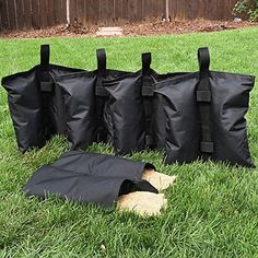 NYC Home Design Canopy Weight Bags - 4 Pack - Black NYC H... https://www.amazon.com/dp/B01GOLM6SM/ref=cm_sw_r_pi_dp_x_8DEjzbARZ7NP7