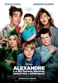 F.G. Saraiva: Alexander and the Terrible, Horrible, No Good, Ver...