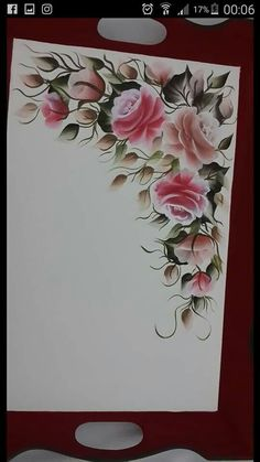 One Stroke Painting, Tole Painting, Fabric Painting, Acrylic Painting Techniques, Painting Videos, Finetec Watercolor, Donna Dewberry Painting, Flower Pot Crafts, Truck Art