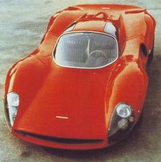 1967 Thomassima 2 by Tom Meade. Wonderful.