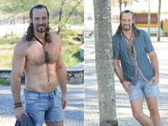 """Tem muita praia e muito sol na novela"", diz Carlos Lombardi sobre Pecado Mortal http://r7.com/Q6AA"