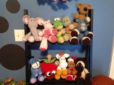 2015 NR Contest Winner - all Client Made KISS Series Elephant, Hippo, Gator, Rhino, Sad Donkey, Unicorn, Kitty, Adam the Apple, Baby's First Gingerbread Girl, Turtle and Bear