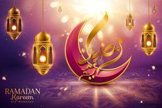 Ramadan Kareem Pictures, Ramadan Images, Ramadan Cards, Ramadan Greetings, Princess Crown Tattoos, Ramadan Mubarak Wallpapers, Ramdan Kareem, Muslim Holidays, Simple Life Hacks