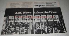 1980 gop convention | 1980 ABC Republican Convention Ad - Ted Koppel, Walters