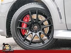 """Car - 2012 Mitsubishi Lancer MR-AWD-Turbocharged 2.0L 4cyl-Satellite Radio-18 B in Edmonton, AB  $26,994"""