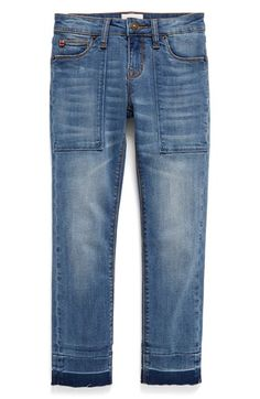 Hudson Kids 'Alexa' Skinny Jeans (Big Girls)