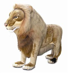 Ride-On & Life Size Walking Male Lion Plush Stuffed Anima... https://www.amazon.com/dp/B00352BCY8/ref=cm_sw_r_pi_dp_x_Zm45zbKEYZV01