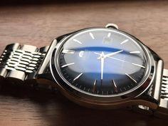 Amazon.co.jp:カスタマーレビュー: [オリエント]ORIENT 腕時計 自動巻 オートマチック 海外モデル 国内メーカー保証付き カジュアルクラシック ブルー SAC08004D0