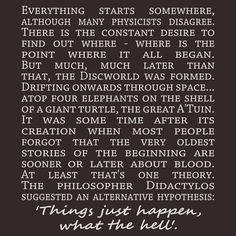 """Terry Pratchett's """"Hogfather"""" intro by GiuSiL"""