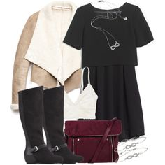 """""""Allison Inspired Outfit with Requested Jacket"""" by veterization on Polyvore Teen Wolf Outfits, Fall Outfits, Cute Outfits, Teacher Outfits, Clothing Items, Alison Argent, Dress Up, Closet Essentials, Clothes For Women"""
