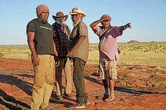 After 70 years, Aboriginal sacred site Kurlpurlunu found in Central Australia More: