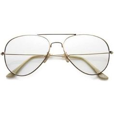 gold clear glasses google search
