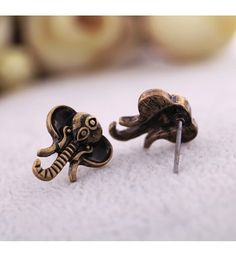 #elephant earring, bemodia earring, This is the elephant earring from bemodia.com.