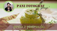 Pesto z pietruszki - Jak zrobić zielone pesto z pietruszki?